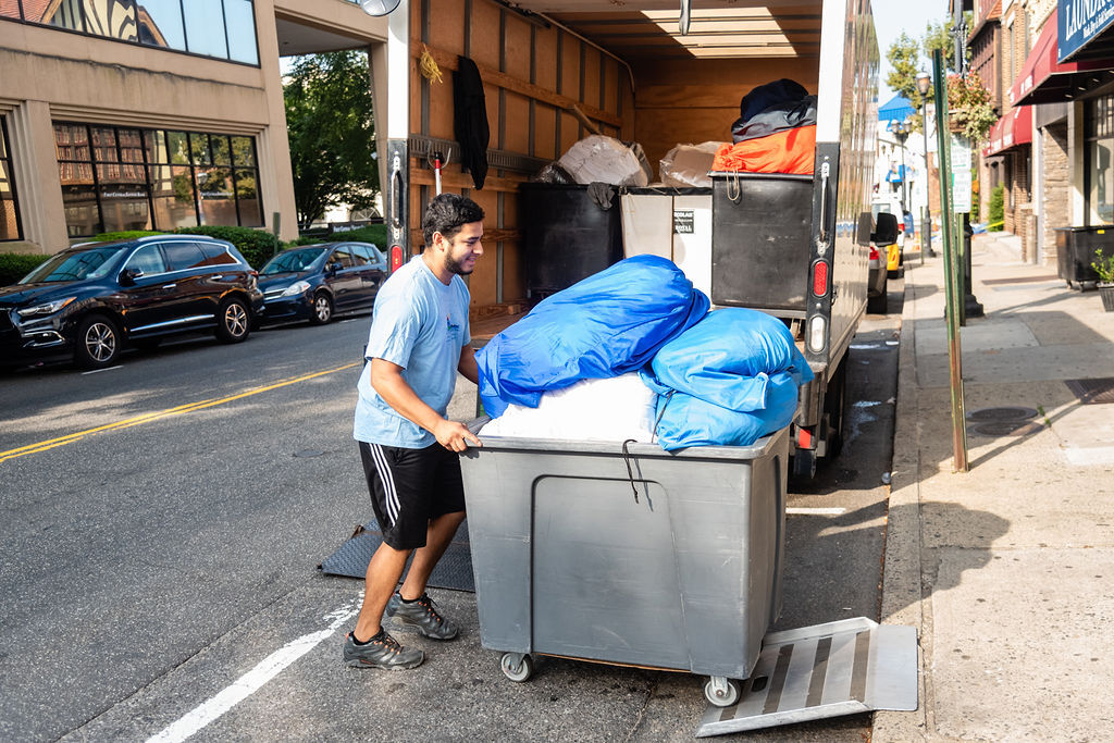 Long Island Laundry Commercial Laundry Service