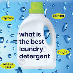What is the Best Laundry Detergrent
