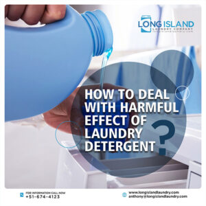 harmful effects of laundry detergents