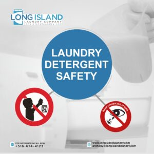Laundry Detergent Safety Tips